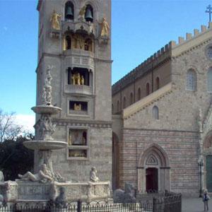 Il Campanile del Duomo - Messina