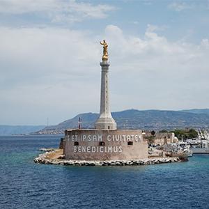 La Madonnina di Messina