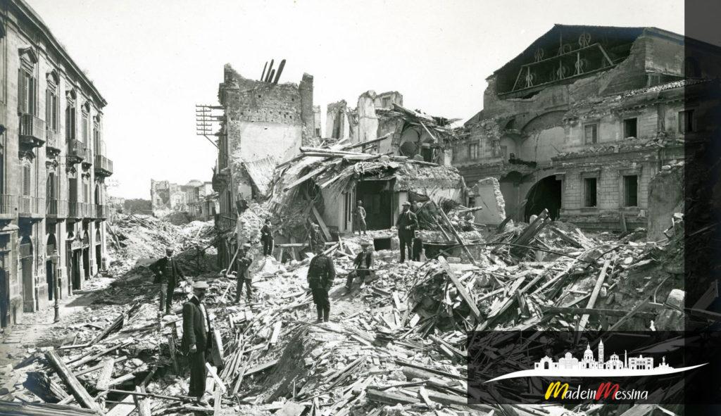 Il terremoto di Messina del 1908
