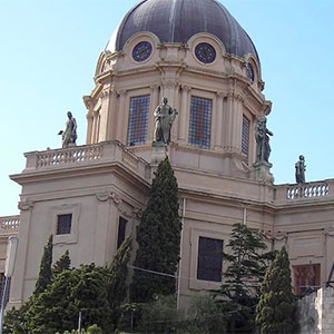 Il Sacrario di Cristo Re - Messina